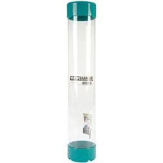 """Green - Viewtainer Storage Container 2.75""""X15"""""""