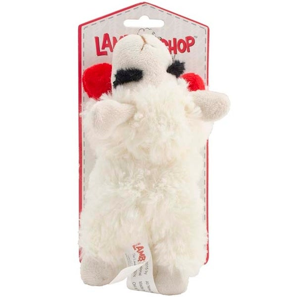 Shop Multipet Lamb Chop 7 Toy Free Shipping On Orders Over 45