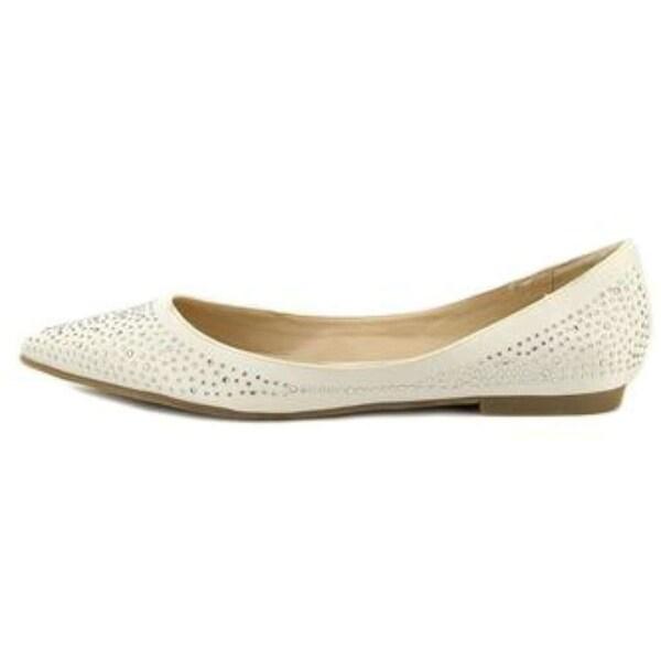 Nina Womens Keriann Pointed Toe Loafers - 7