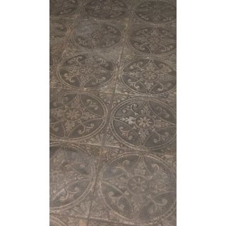 SomerTile 13x13-inch Cantabria Nero Ceramic Floor and Wall Tile (10 tiles/12.2 sqft.)