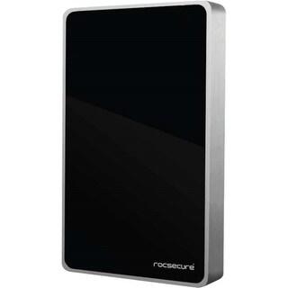 """""""Rocstor C260P5-SL Rocstor Hawker HX 1 TB 2.5"""" External Hard Drive - USB 3.0, eSATA - SATA - 5400 - Portable - Silver"""""""