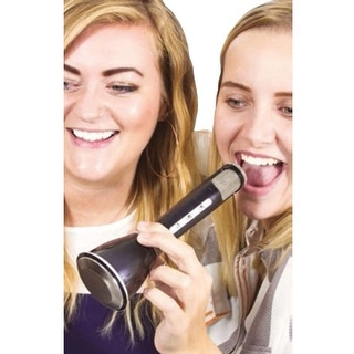 All-In-One Wireless Party Karaoke Microphone and Speaker