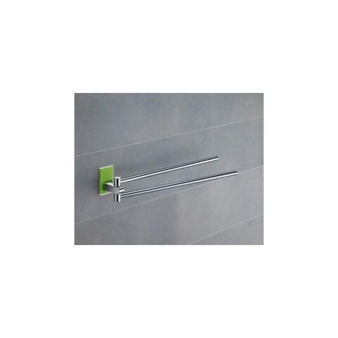 Nameeks 7823 Gedy Maine Wall Mounted Towel Bar - n/a