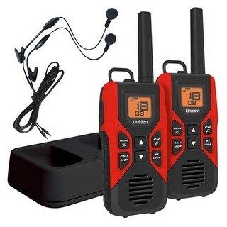 Uniden GMR3055-2CKHS Radio - 2 Pack with Backlit LCD Display