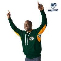 G-III Green Bay Packers Hands High Victory Men's Hoodie