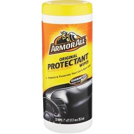 Armor All 25Ct Protectant Wipes