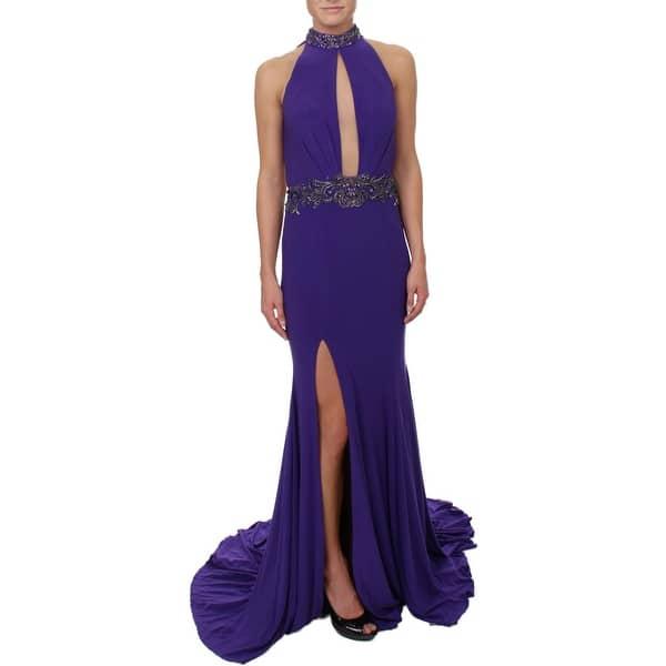 Terani couture Embelli Illusion Bal formelle robe robe BHFO 2241