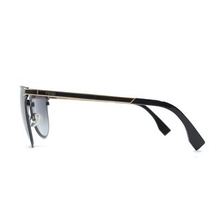 Fendi Sunglasses FF0022S 7WH - Black