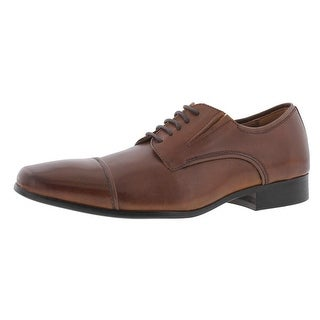 Steve Madden Mens DAYMON2 Oxfords Leather Lace Up