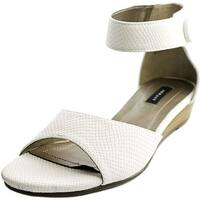 ARRAY Womens Havana Open Toe Casual Slingback Sandals