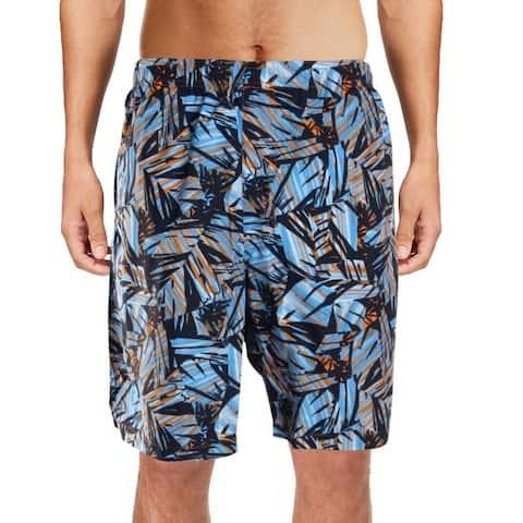 Columbia Mens Big & Tall Big Dippers Printed Board Shorts Swim Trunks
