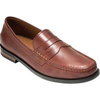 a5cc46e6c94 Cole Haan Men s Pinch Friday Contemporary Loafer Woodbury Handstain Leather