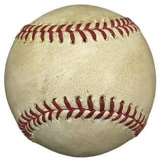 New York Yankees Game-Used 6/7/2015 Baseball Vs LA Angels  HZ754729
