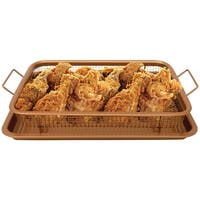 Gotham Steel Crispy Tray, Copper