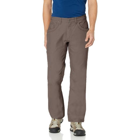 Mountain Khakis Mens Pants Gray Size 30X32 Camber Classic-Fit Cargo