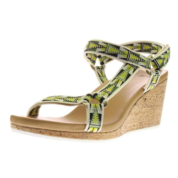 0752569e50f7 Shop Teva Womens Arrabelle Universal Wedge Sandals Cork Wedge ...