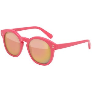 Sc0013S 004 Women'S Bright Pink/Pink Sunglasses - Bright Pink