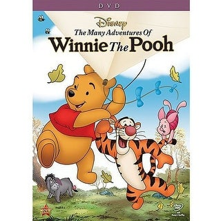 Many Adventures of Winnie the Pooh [DVD]