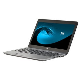 HP Elitebook 840 G1 Core i5-4300U 1.9GHz 4th Gen CPU 16GB RAM 500GB HDD Windows 10 Pro 14-inch Laptop (Refurbished)