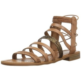 Nine West Womens Xema Open Toe Casual Strappy Sandals