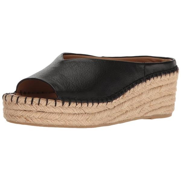 Franco Sarto Womens L-Pine Suede Peep Toe Casual Platform Sandals