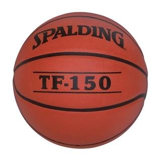 Spalding TF-150 Junior 27-1/2 in Rubber Basketball