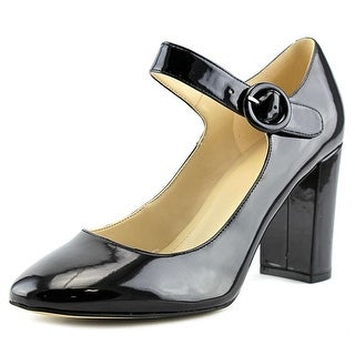 Marc Fisher Womens Shaylie Closed Toe Ankle Strap Mary Jane Pumps