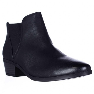 Call It Spring Moillan Chelsea Ankle Boots - Black