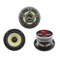 Opti Pro 400 Watts 6.5'' High Power Coaxial Speakers