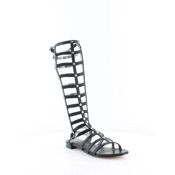 Stuart Weitzman Gladiator Women's Sandals & Flip Flops Black - 5.5