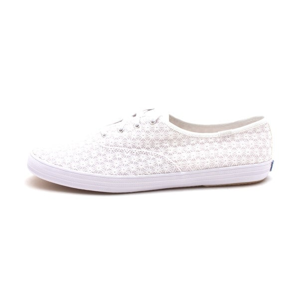 83c5347c58d Shop Keds Womens Champion mini daisy Low Top Lace Up Fashion ...