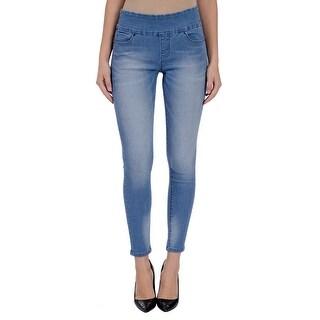 Lola jeans Julia-WL, mid-rise Pull On ankle