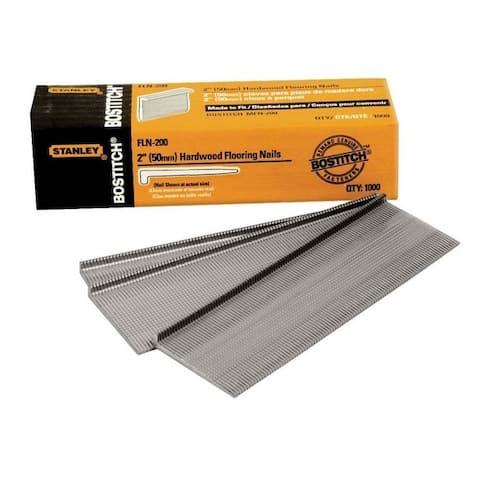 "Stanley Bostitch FLN-200 Hardwood Flooring Cleat, 2"""