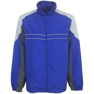 Reebok Men's Performer Water-Resistant Wind Jacket