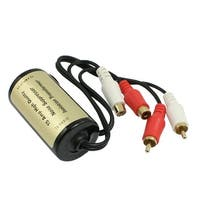Unique Bargains Car Truck 15A Amplifier Speaker Audio Noise Filter Suppressor Isolator