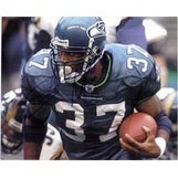 Signed Alexander Shaun Seattle Seahawks 8x10 Photo autographed