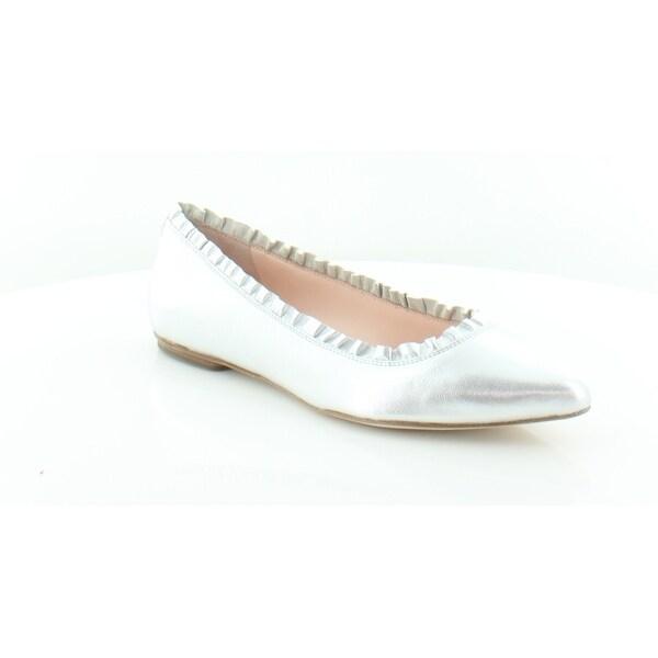 fd050826a Shop Kate Spade Nicole Women's FLATS Silver - Free Shipping Today ...