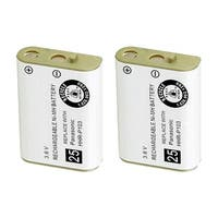 Replacement For AT&T 102 Cordless Phone Battery (700mAh, 3.6V, Ni-MH) - 2 Pack