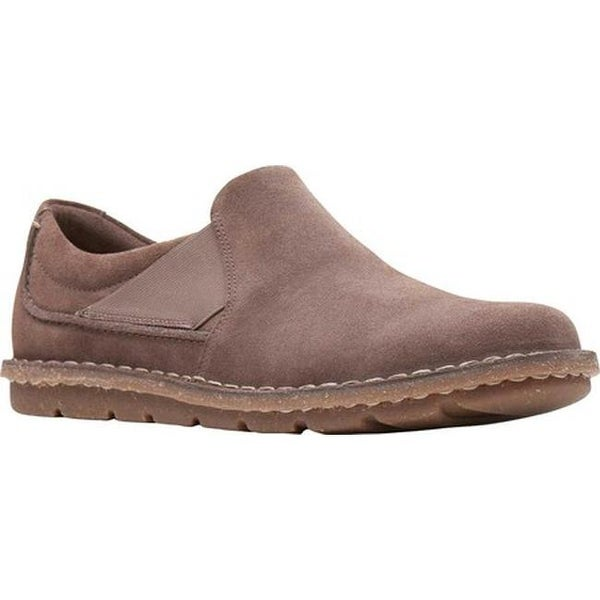 Tamitha Gwyn Loafer Taupe Suede