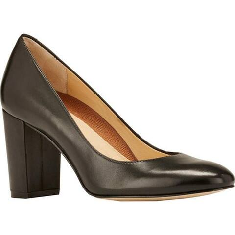 Walking Cradles Women's Matisse Pump Black Leather