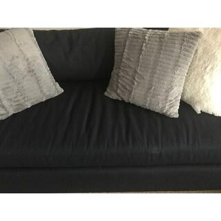 Midnight Linen Foley Made to Order Sofa