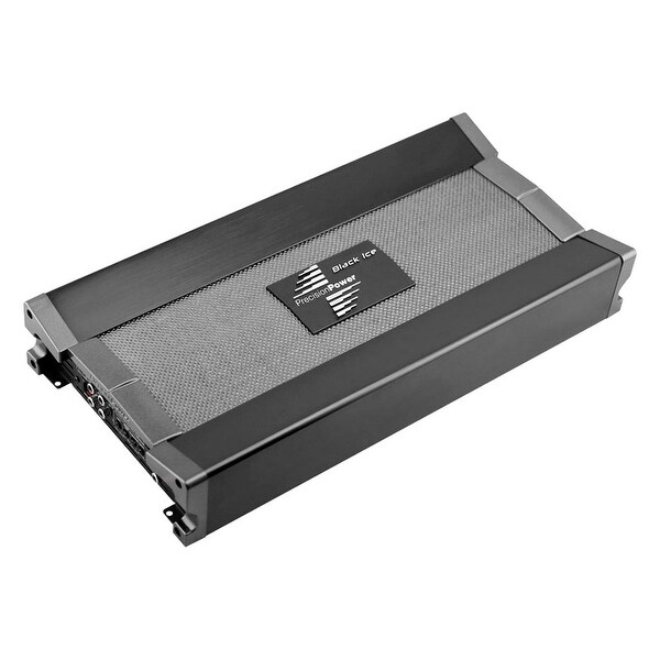 Precision Power ICE2200.5 Black Ice Series 2200W Class A/B 5Ch Amplifier