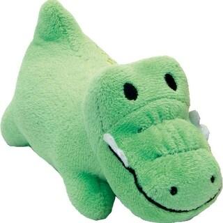 Lil' Pals Plush Small Dog/Pet Toy w/ Squeaker (Alligator)