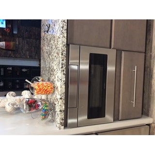 most helpful - Sharp Drawer Microwave