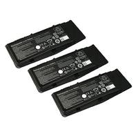 Battery for Dell 0C852J 3-Pack Replacement Battery
