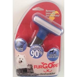 FurGOpet 703007 Deshedding Tool for Dog & Cat