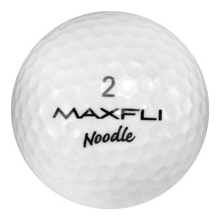 100 Maxfli Mix - Near Mint (AAAA) Grade - Recycled (Used) Golf Balls