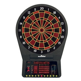 Arachnid Cricket Pro 800 Electronic Dart Board with Heckler Feature / E800ARA