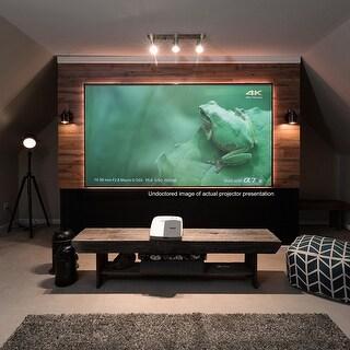 "Elite Screens AR100H-CLR Aeon CLR Series 100"" Ultra-Short-Throw Projector Screen"