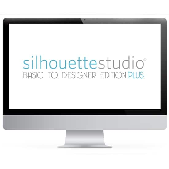 Shop License Code Silhouette Studio Plus Designer Edition Software Cameo Curio Overstock 22575479